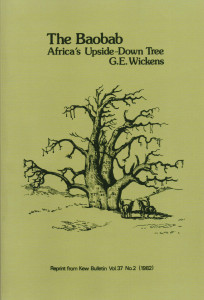 G. E. Wickens - The Baobab